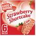 Good Humor Ice Cream Bars Strawberry Shortcake 6CT 3oz EA 18oz Box