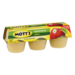 Mott's Applesauce 4oz EA 6CT 24oz PKG