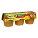 Mott's Applesauce Mango Peach 4oz EA 6CT 24oz PKG