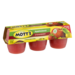 Mott's Applesauce Strawberry 4oz EA 6CT 24oz PKG
