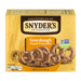 Snyder's of Hanover Sourdough Pretzels 13.5oz. Box