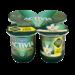 Dannon Activia Probiotic Yogurt Vanilla 4oz EA 4PK