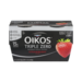 Dannon OIkos Triple Zero Blended Greek Yogurt Strawberry 4PK 5.3oz EA