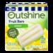 Nestle Frozen Outshine Fruit Bars Lemon 6CT 2.75oz Bars 16oz Box