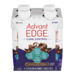 EAS AdvantEDGE Carb Control High Protein Drink Chocolate Fudge 4PK of 11oz EA
