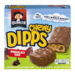 Quaker Chewy Dipps Granola Bars Chocolate Chip 6CT