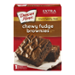 Duncan Hines Brownie Mix Chewy Fudge Family Style 18.3oz Box