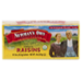 Newman's Own Organic Raisins 6CT PKG 1.5oz EA