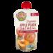 Earth's Best Organic Apple Peach Oatmeal Fruit & Grain Puree 4.2oz Pouch