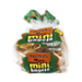 Thomas' Mini Bagels Whole Wheat 10CT 15oz PKG