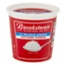 Breakstone's Cottage Cheese Lowfat 2% Milkfat Small Curd 24oz Tub