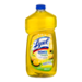 Lysol All Purpose Cleaner Multi Surface Pourable Lemon Scent 48oz BTL