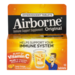 Airborne Effervescent Health Formula Tablets Zesty Orange 10CT