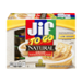Jif To Go Natural Creamy Peanut Butter  8Pk 12oz PKG