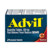 Advil Ibuprofen 200 mg Tablets 24CT