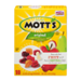 Mott's All Natural Fruit Snacks .8oz Pouches 10CT Box