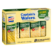 Lance Captain's Wafers Cream Cheese & Chive Crackers 8CT 11oz PKG