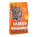Iams Healthy Adult Dry Cat Food Original Formula with Chicken 8LB Bag