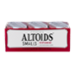 Altoids Smalls Peppermint Sugar-Free 50 mints .37 oz 9CT