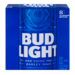 Bud Light Beer 8CT 16oz Aluminum Bottles Twist Top *ID Required*