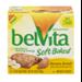 Nabisco belVita Soft Baked Breakfast Biscuits Banana Bread 5PK Box
