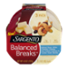 Sargento Balanced Breaks Natural Sharp White Cheddar Cheese, Sea Salted Cashews & Golden Raisin Medley - 3 CT