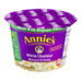 Annie's Homegrown Macaroni & Cheese White Cheddar 2.01oz Cup