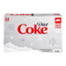 Coke Diet 24 Pack of 12oz Cans
