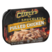 Curly's Sauceless Pulled Chicken Roasted and Seasoned 12oz Tub