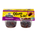 Pearls Olives To Go! Kalamata Pitted Greek Olives 4PK 5.6oz