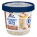 Quaker Overnight Oats Toasted Coconut & Almond Crunch 2.43oz Cup