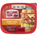 Hillshire Farm Deli Select Ham Honey Ultra Thin Sliced 9oz. Tub